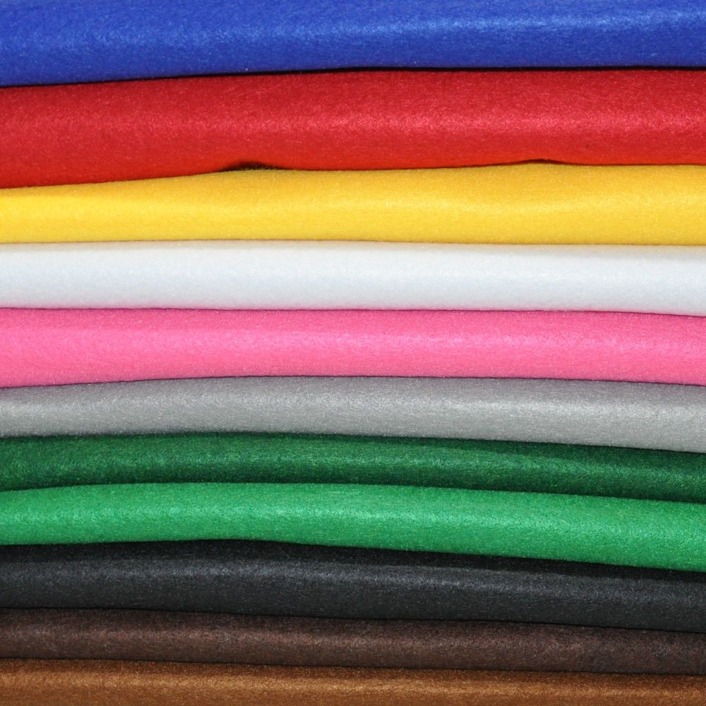 11 HALF METRE'S OF FELT, SPECIAL OFFER BUNDLE
