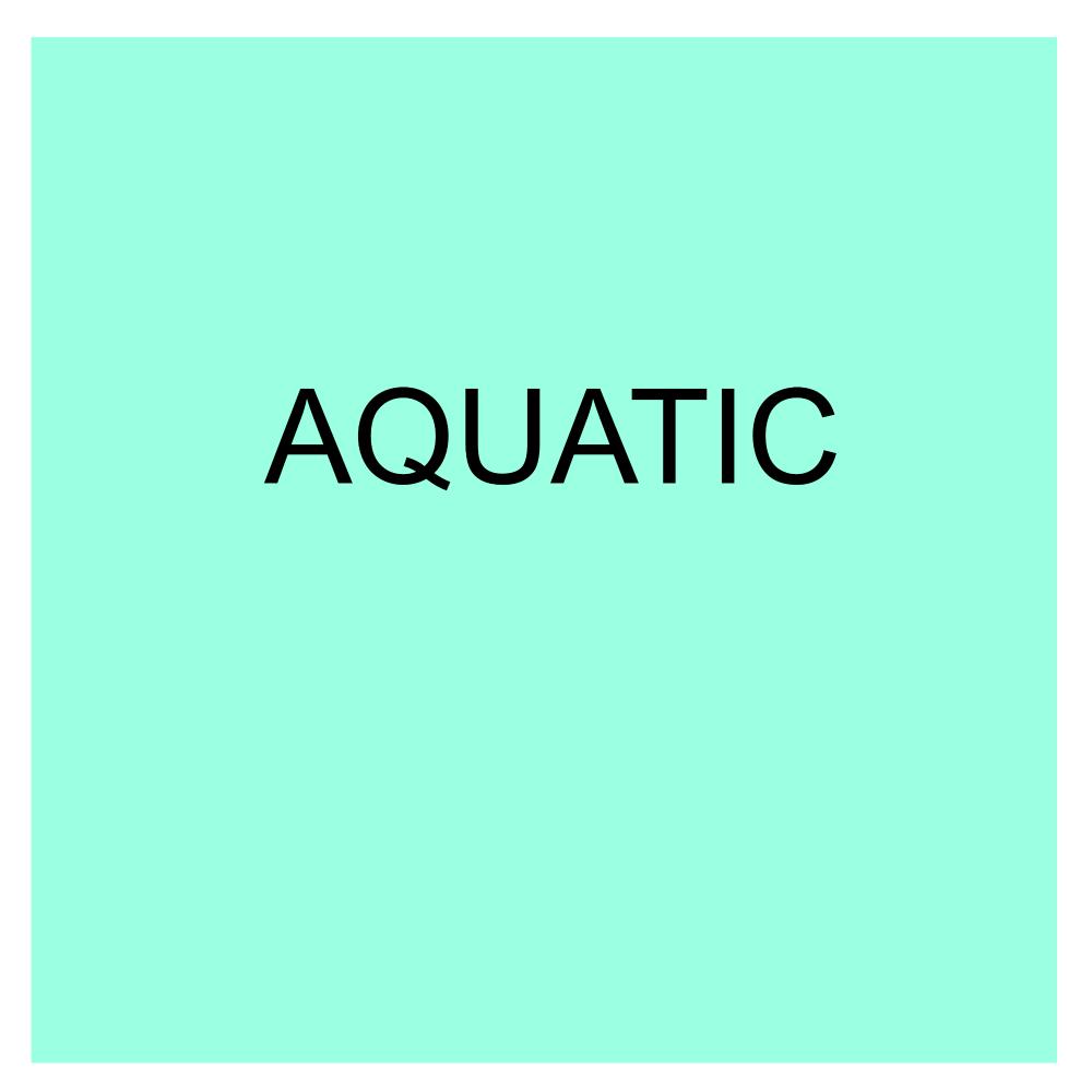 100% COTTON, HOMESPUN FOR CRAFTS, QUILTING, PATCHWORK ETC. AQUATIC.