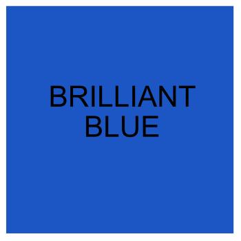 100% COTTON, HOMESPUN FOR CRAFTS, QUILTING, PATCHWORK ETC. BRILLIANT BLUE.