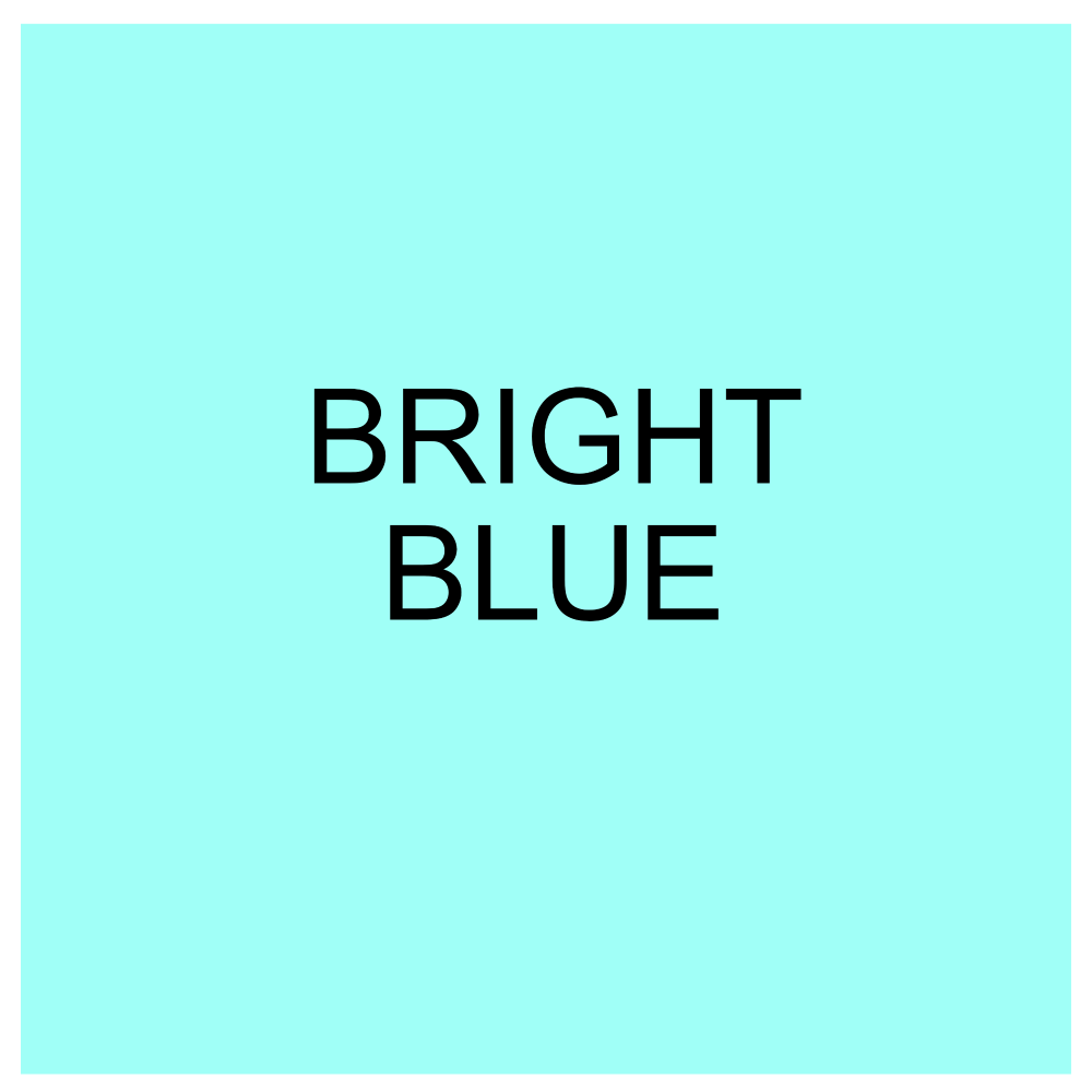 100% COTTON, HOMESPUN FOR CRAFTS, QUILTING, PATCHWORK ETC. BRIGHT BLUE.