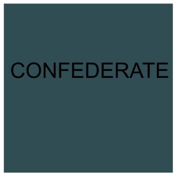 100% COTTON, HOMESPUN FOR CRAFTS, QUILTING, PATCHWORK ETC. CONFEDERATE.