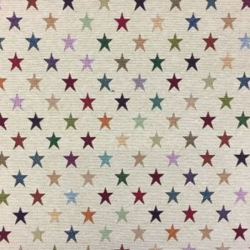 CHATHAM GLYN NEW WORLD TAPESTRY, LUCERO STARS.