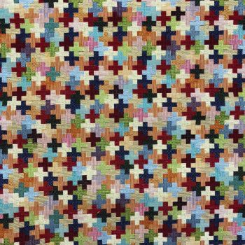 CHATHAM GLYN NEW WORLD TAPESTRY, PUZZLE.