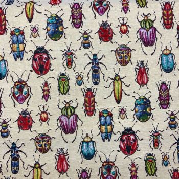 CHATHAM GLYN NEW WORLD TAPESTRY, BUGS.
