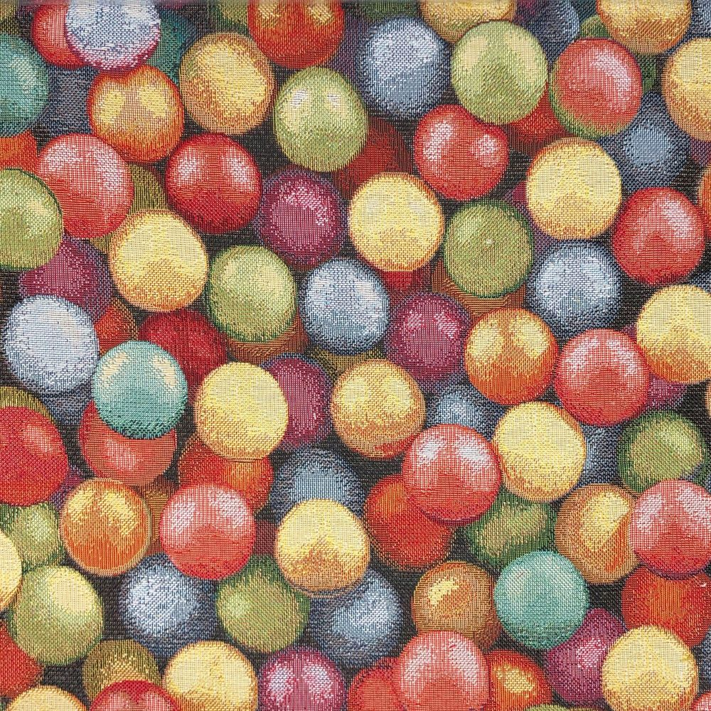 CHATHAM GLYN NEW WORLD TAPESTRY, BUBBLES.