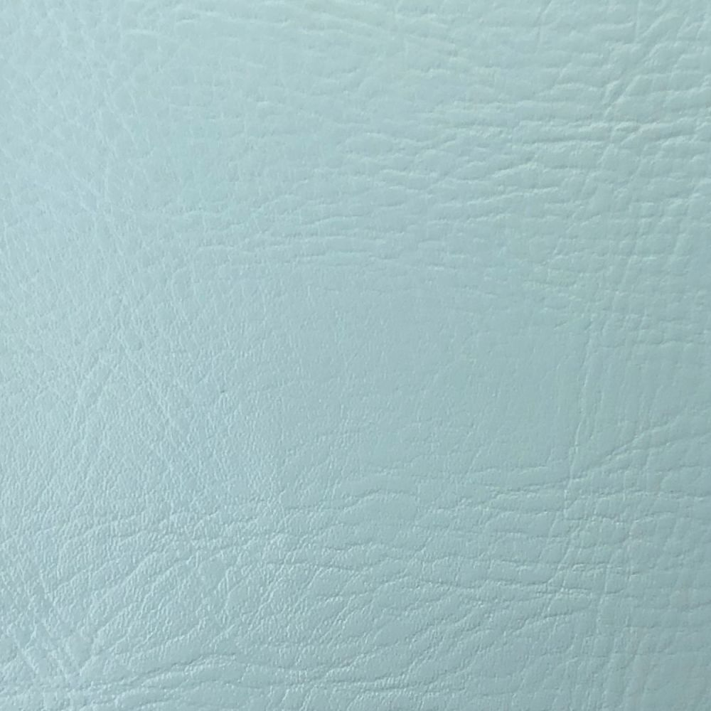 FR CERTIFIED CONTRACT GRADE UPHOLSTERY LEATHERETTE BABY BLUE
