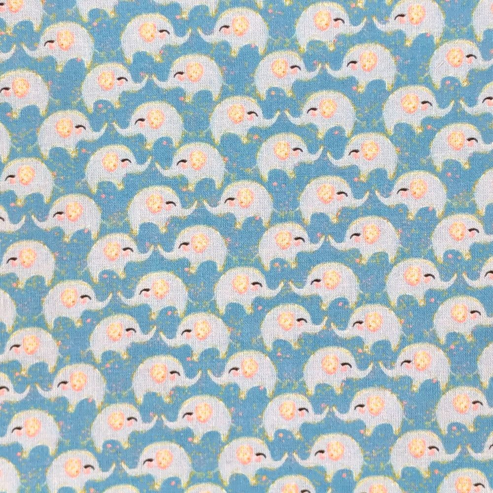 100% COTTON, 140 CMS WIDE. 'HARMONY' RANGE, 4 DESIGNS TO CHOOSE FROM. DESIG