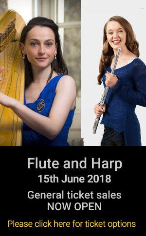 <!-- 001 -->Flute and Harp&lt;br&gt;Friday 15 June 2018