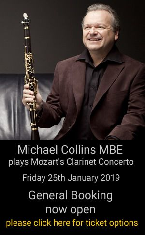 Michael Collins<br>Friday 25 January 2019