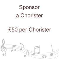 Sponsor a Chorister