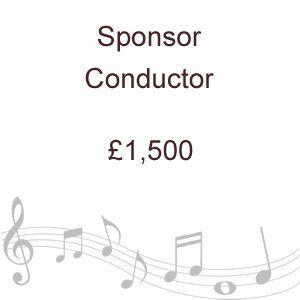Sponsor Conductor