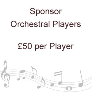 Sponsor Orchestral Player