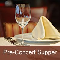 Howard Shelley 70th Birthday Concert Pre-concert supperGeneral Booking