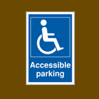 Enchantment Saturday 24th October Accessible Parking