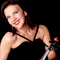 Tasmin Little<br/>Concert 16th December 3:30pm