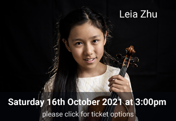 1 Tchaikovsky in Grayshott<br>Saturday 16 Oct 2021