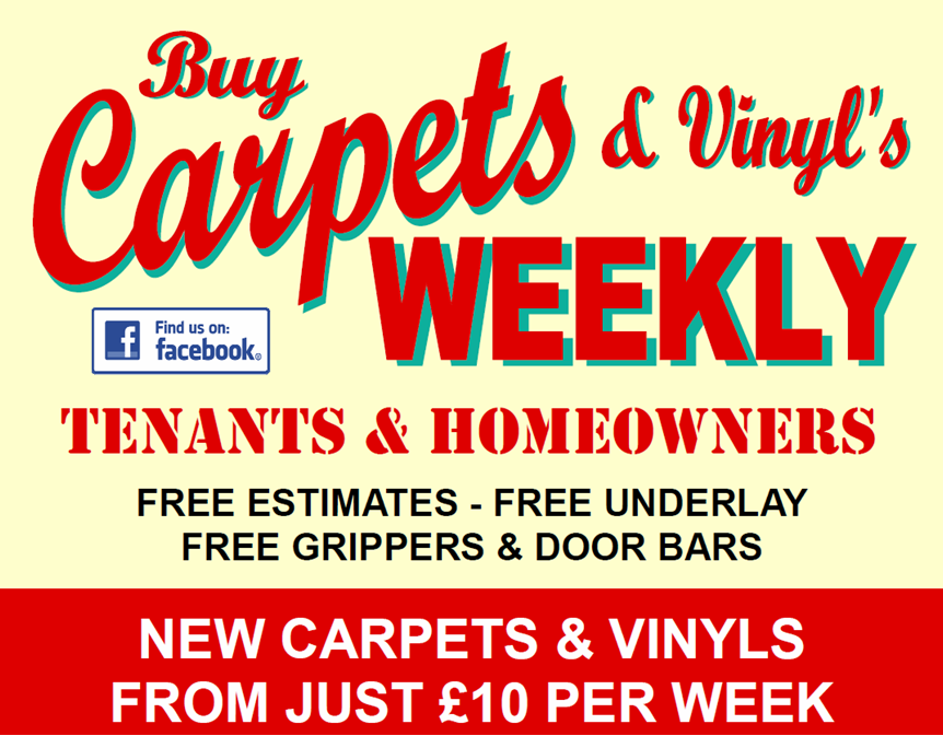 Buy Carpets And Vinyl S And Pay Weekly