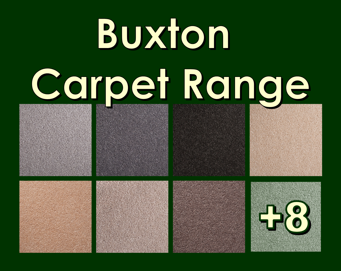 View Buxton Carpet Range