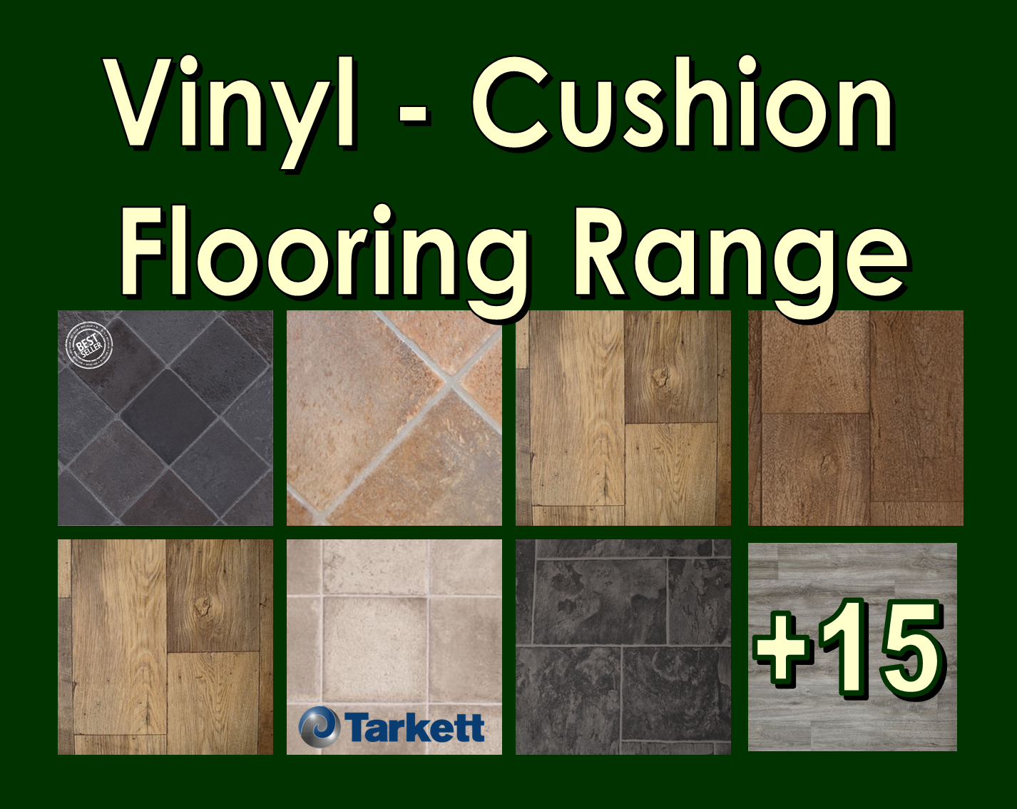 View Vinyl Flooring Range