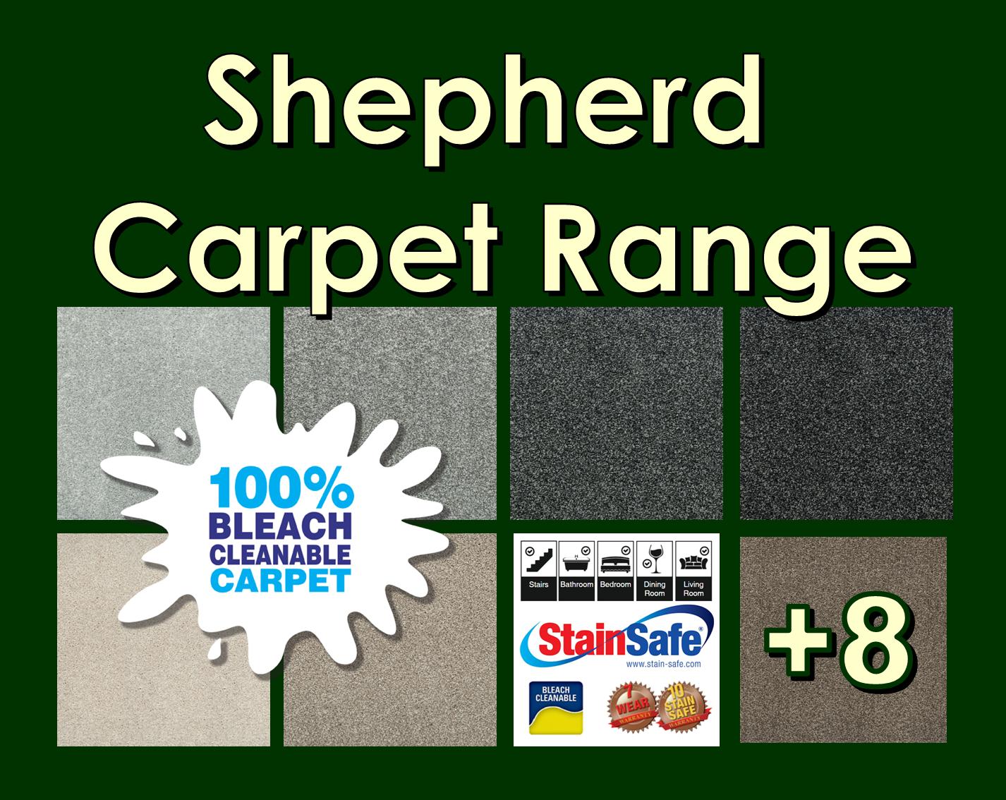 View Shepherd Carpet Range