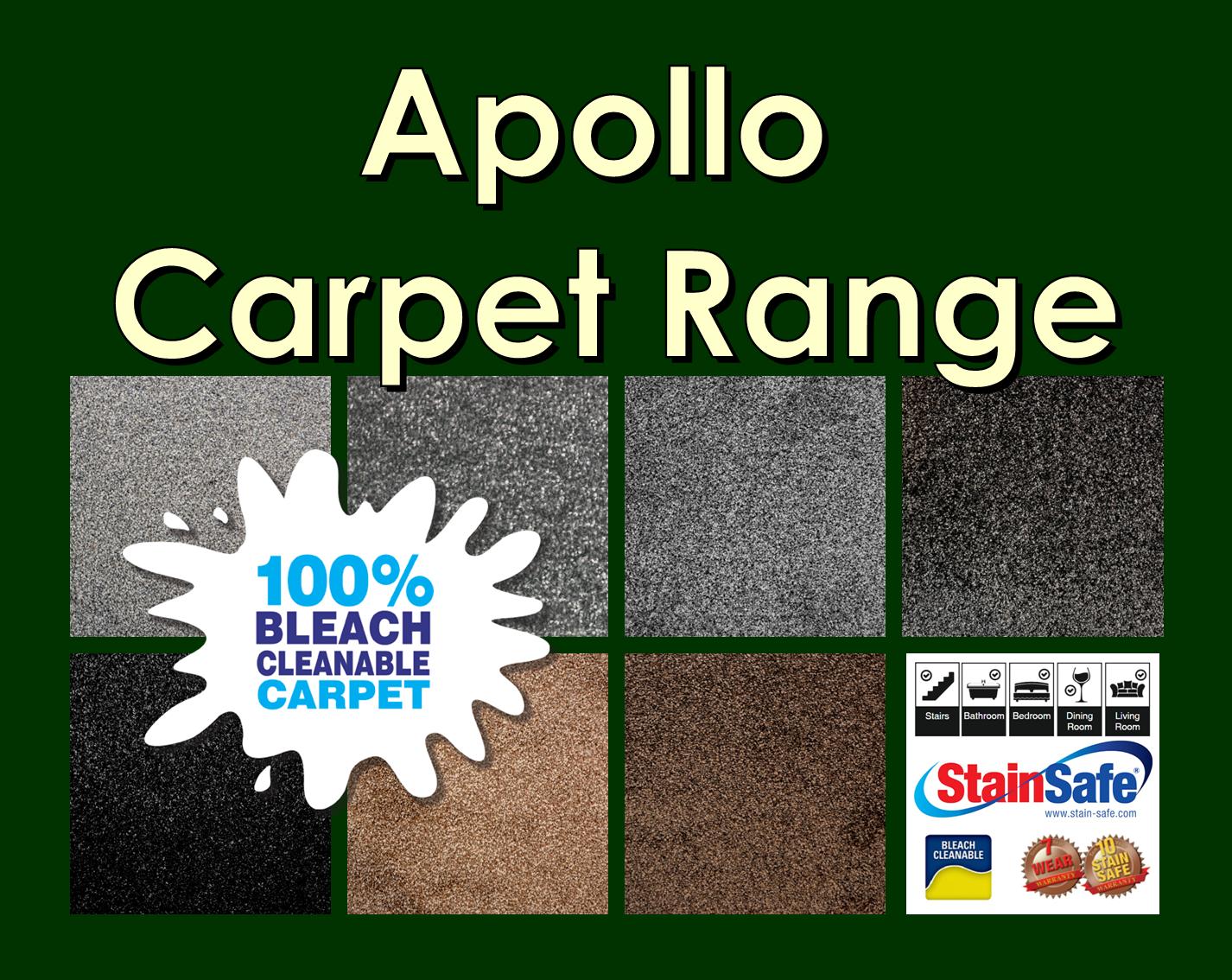 Apollo Carpet Range