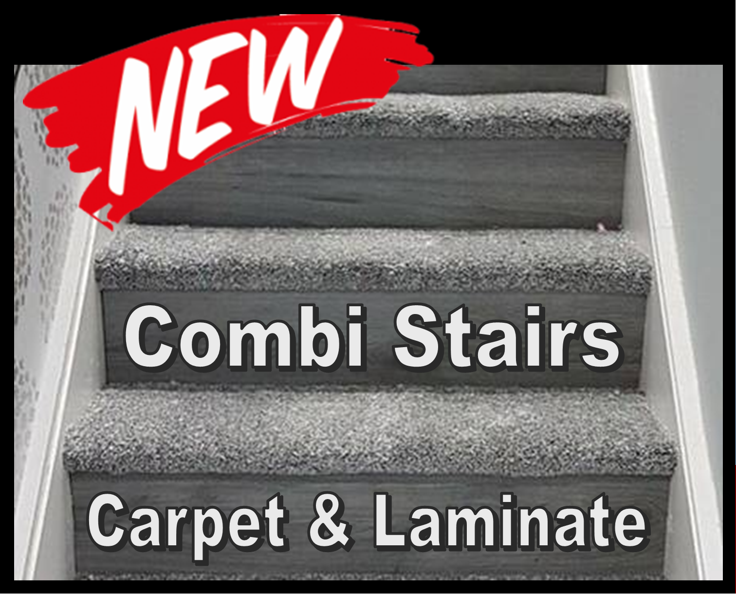 Ideal for Combi Stairs, Carpet and Laminate from Carpets Weekly