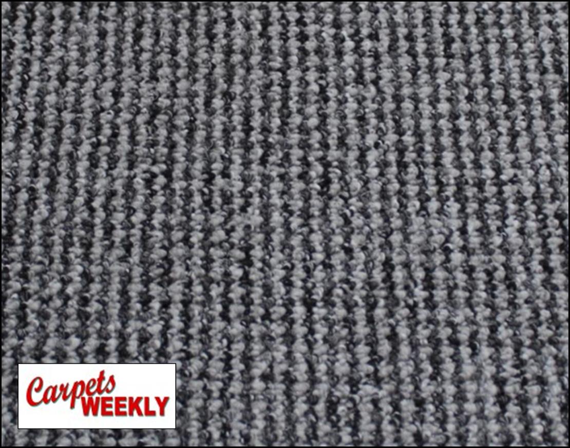 Achilles Grey Carpet 1426