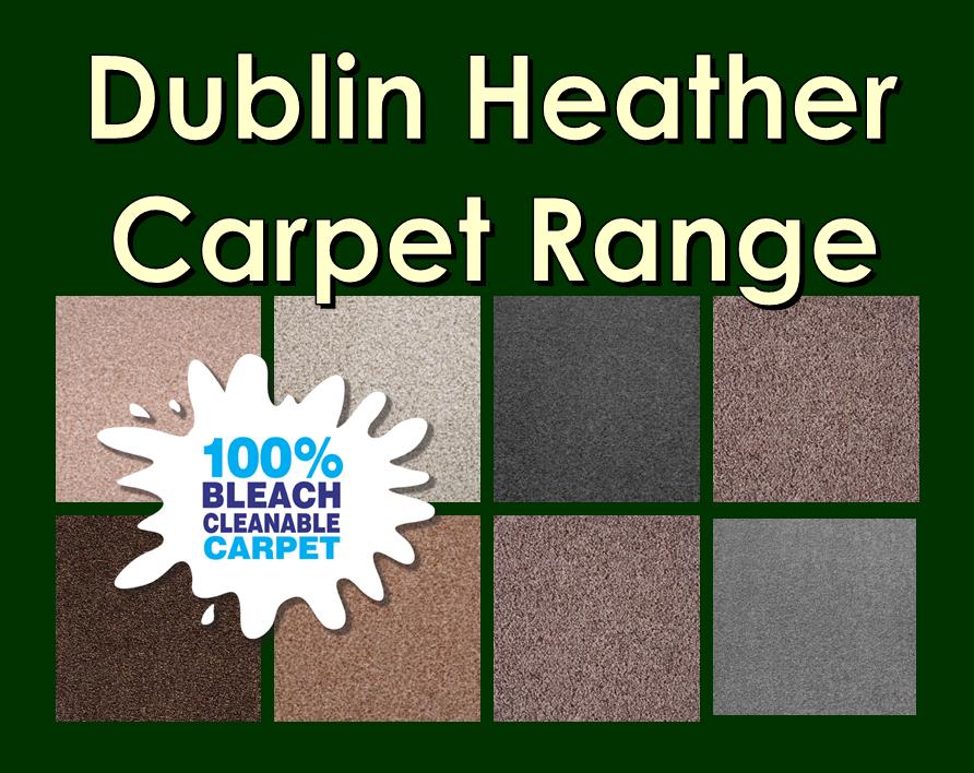 View the Dublin Carpet Range here