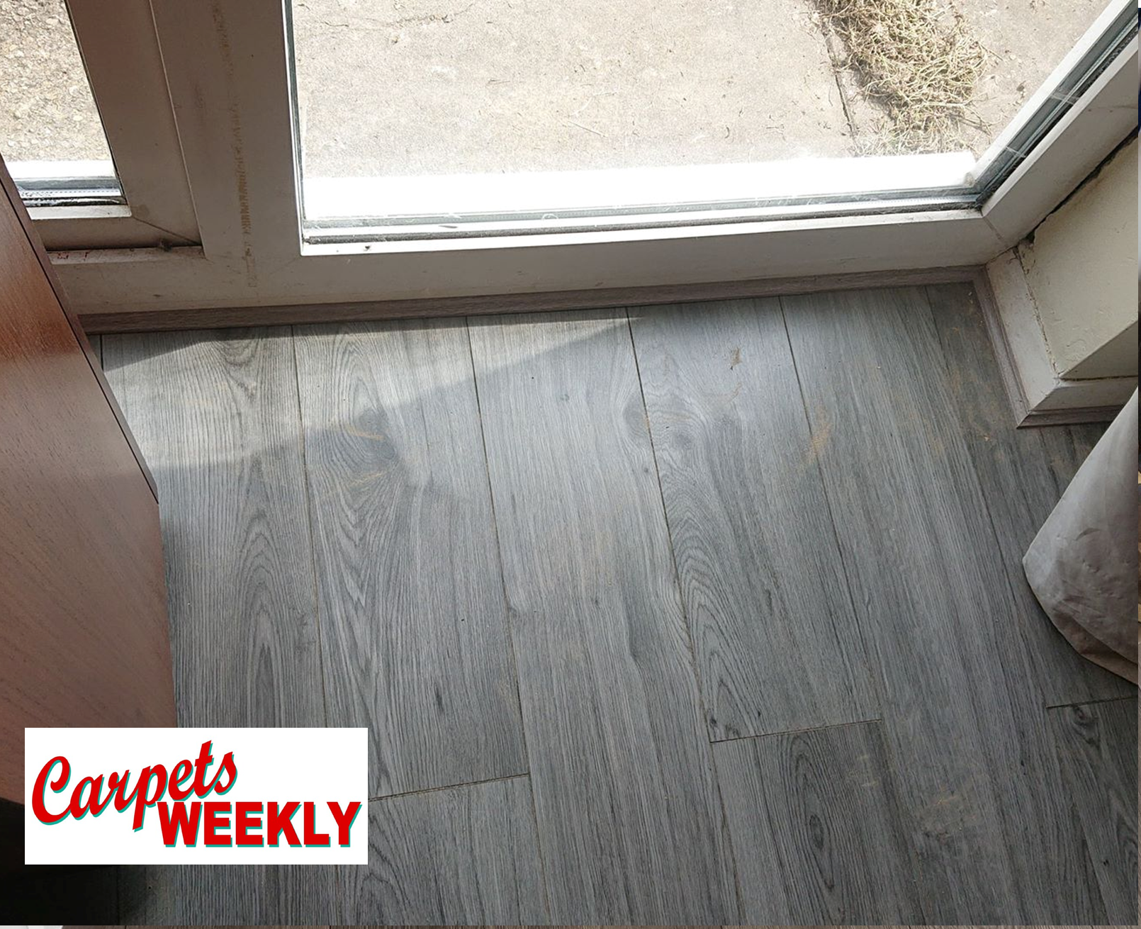 Carpets WeeklyOak Grey Laminate June 2019 2
