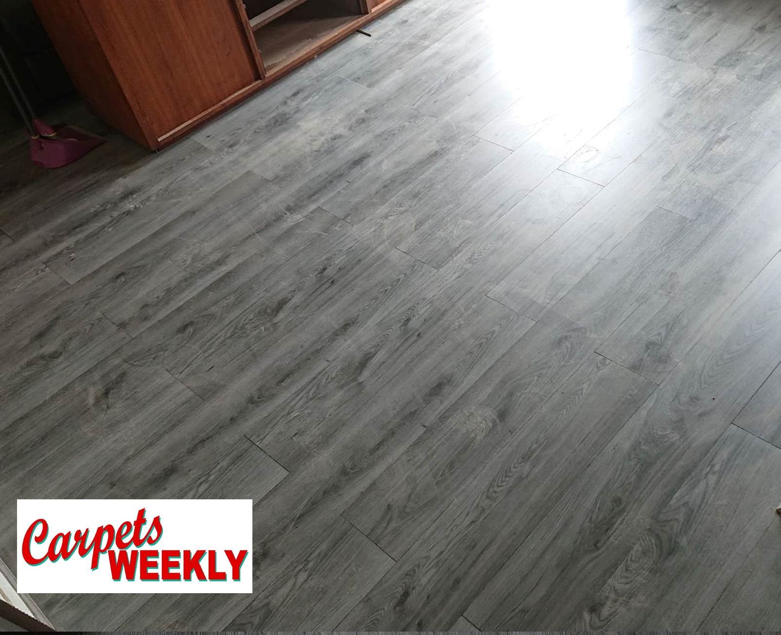 Carpets WeeklyOak Grey Laminate June 2019 4
