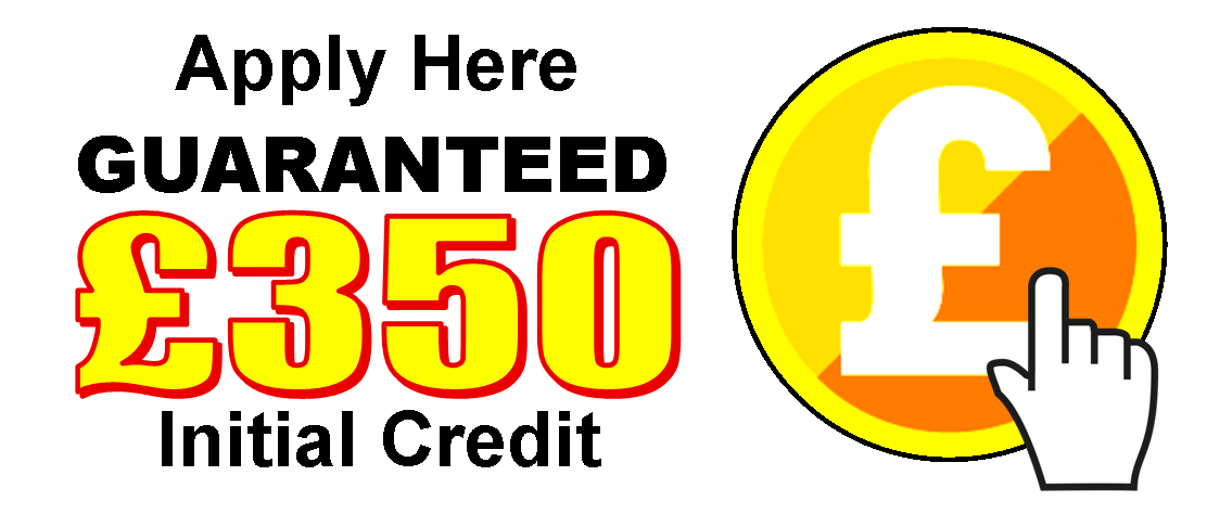 Guaranteed £350 initial credit with Carpets Weekly