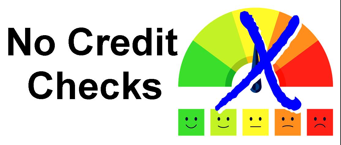 No credit checks with carpets weekly