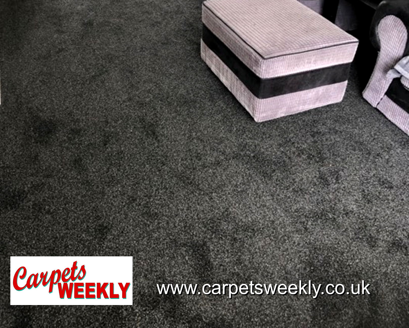 Apollo Dark Grey Carpet from Carpers Weekly