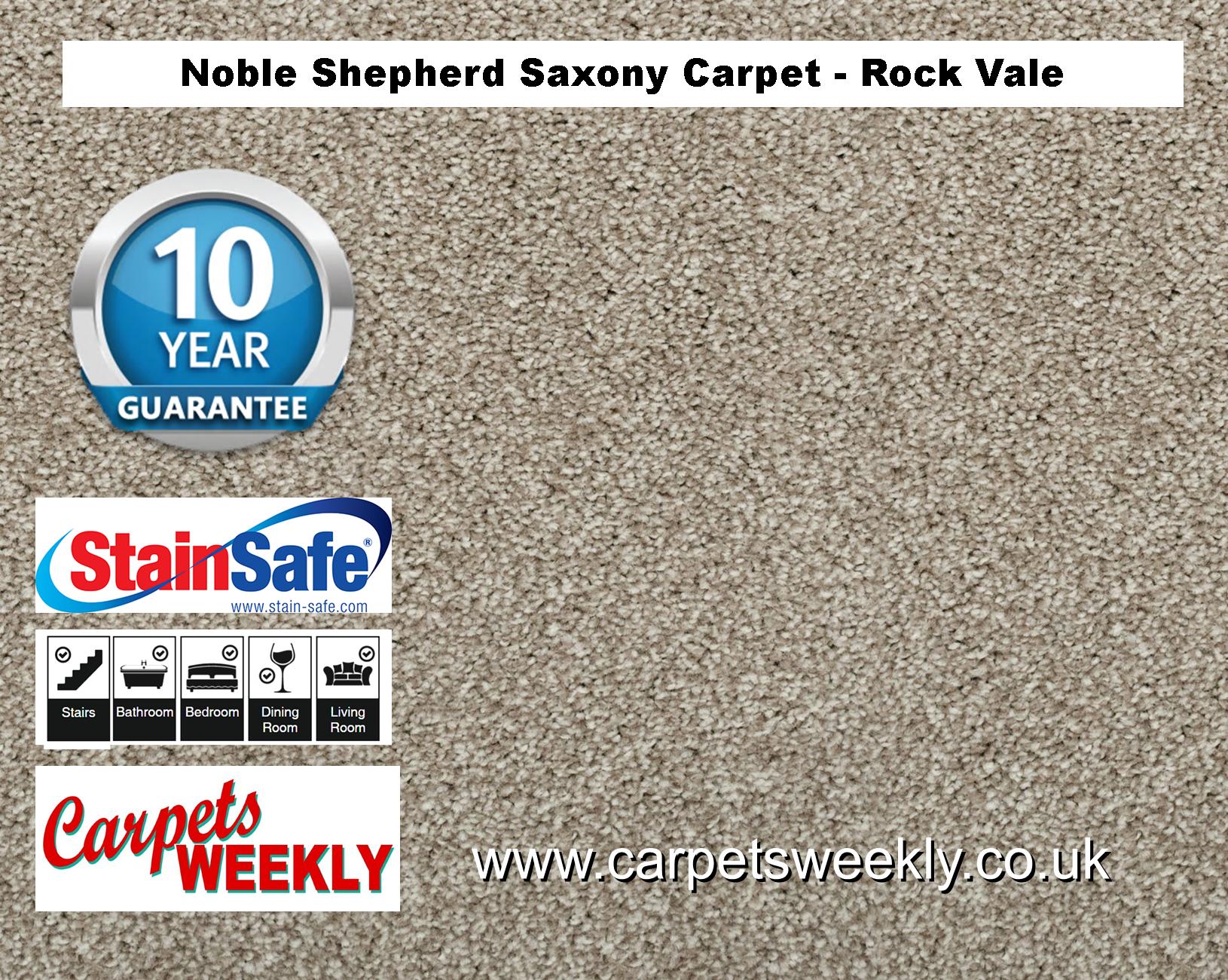 Noble Shepherd Saxony Carpet from Carpets Weekly Rock Vale (785)