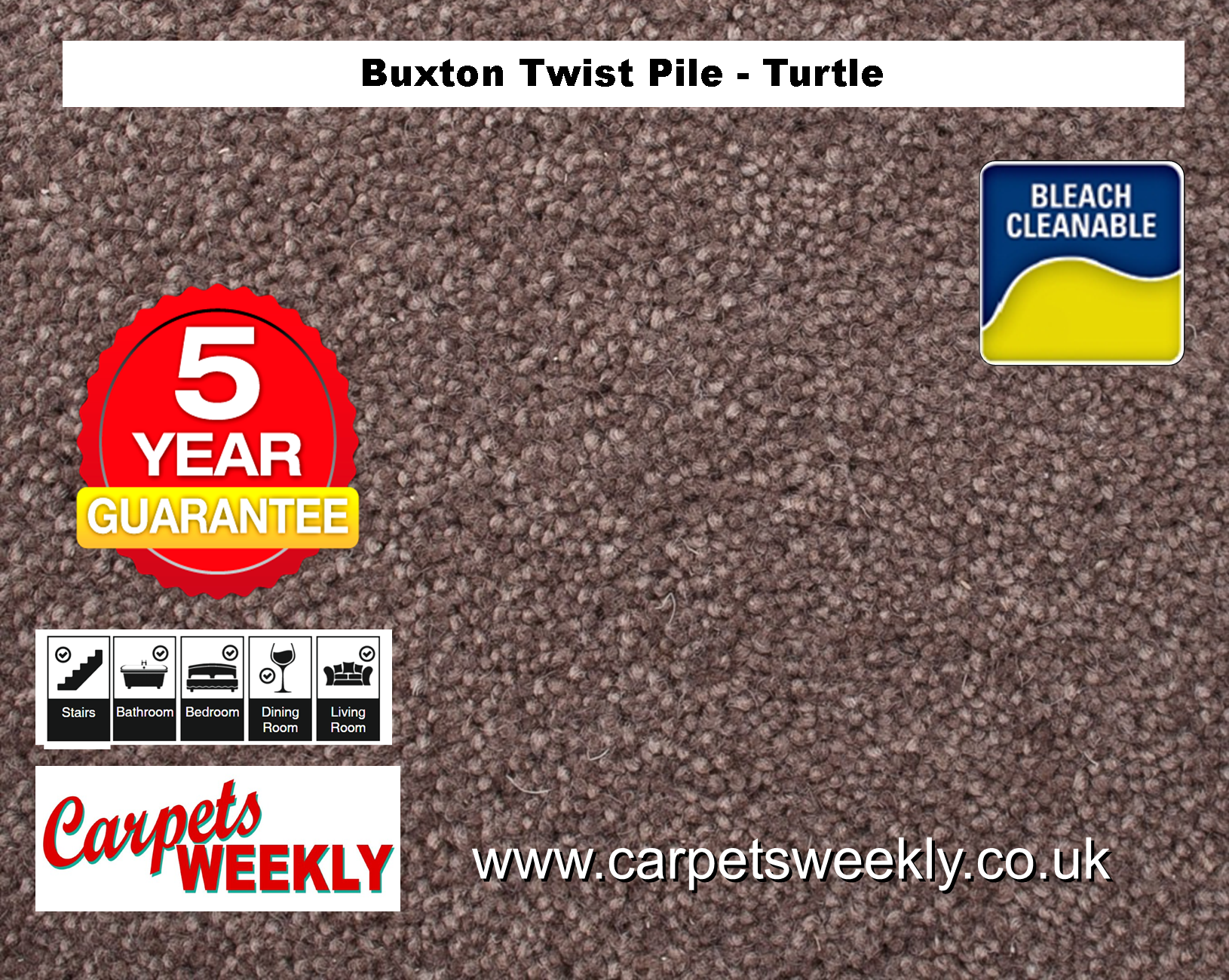 Carpets Weekly Buxton Turtle