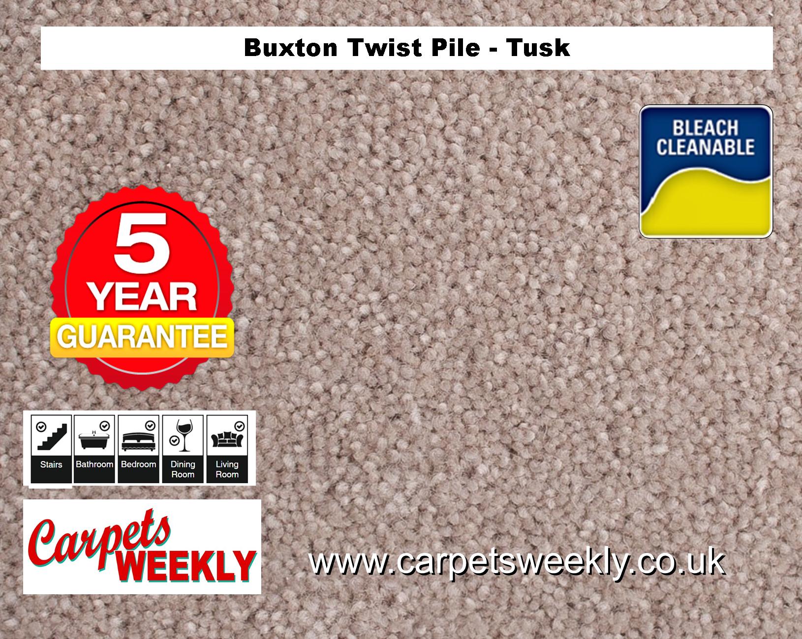 Carpets Weekly Buxton Tusk
