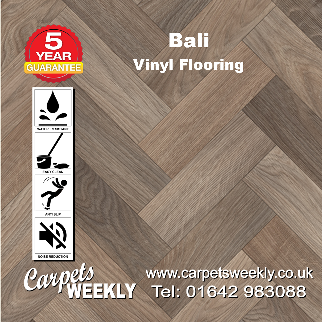 Bali Vinyl Flooring by Floor Touch from Carpets Weekly