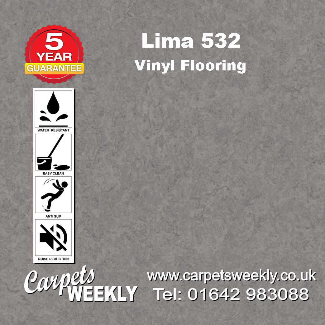 Lima 532 Vinyl Flooring by Floor Touch from Carpets Weekly