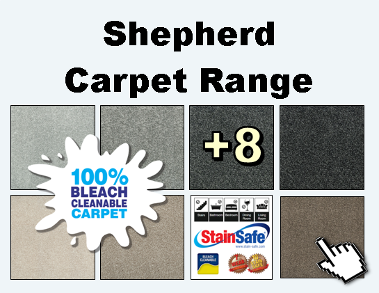 Shepherd Luxury Carpet Range