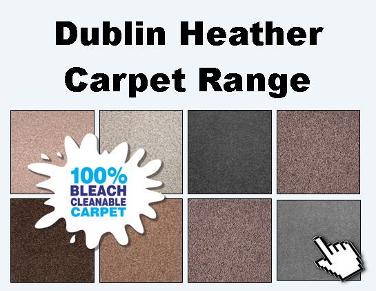 Dublin heather Mid Range Carpets