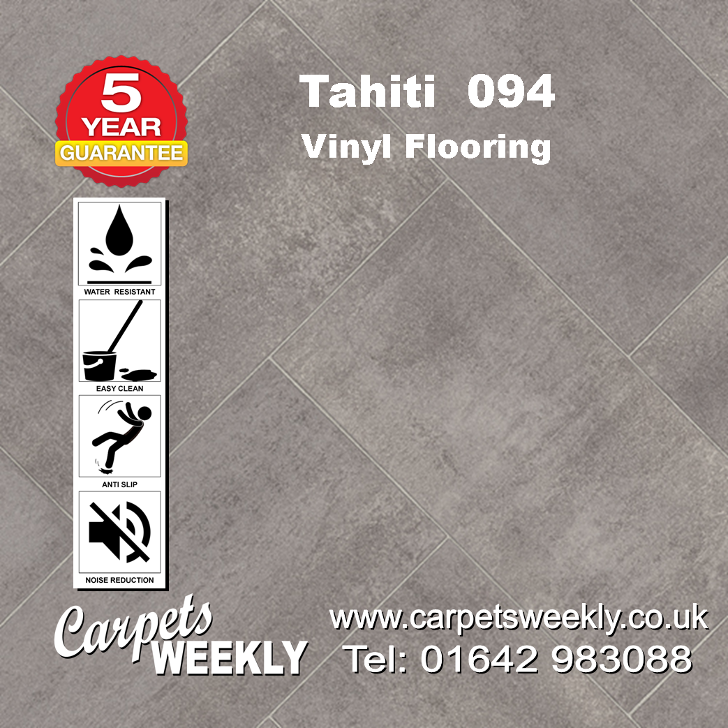 Tahiti 094 Vinyl Flooring by Floor Touch from Carpets Weekly