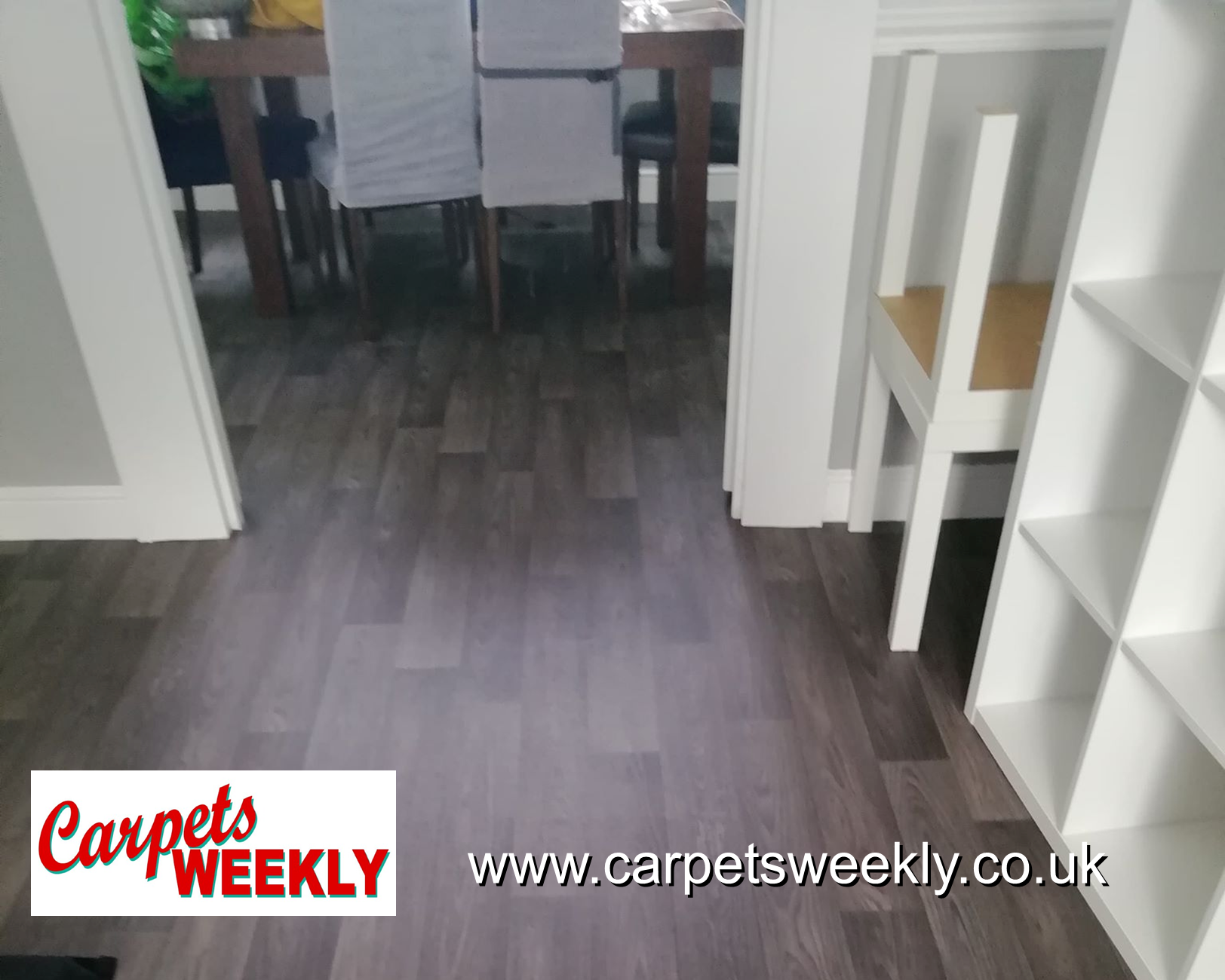 Sandiargo Vinyl Hallway from Carpers Weekly
