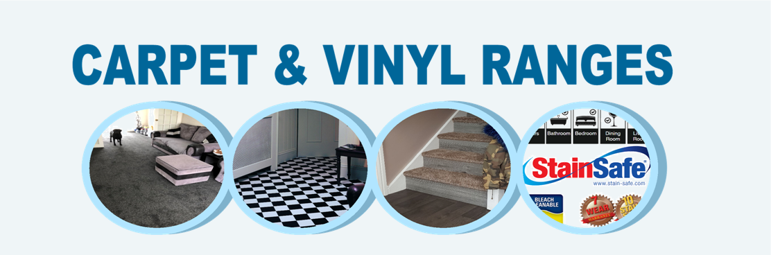 Carpets and Vinyl Flooring from Carpets Weekly