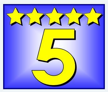 another 5 star rating for carpets weekly