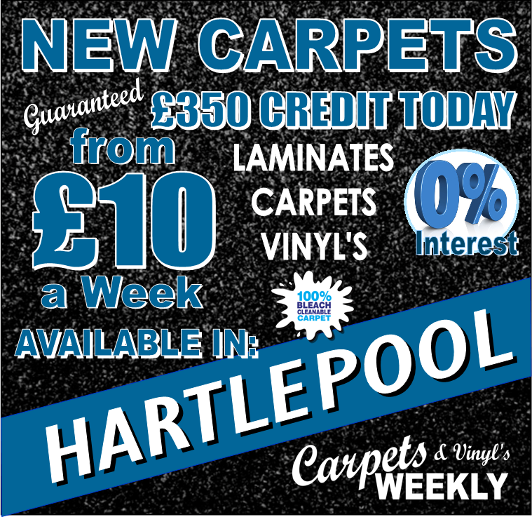 Carpets Weekly Hartlepool