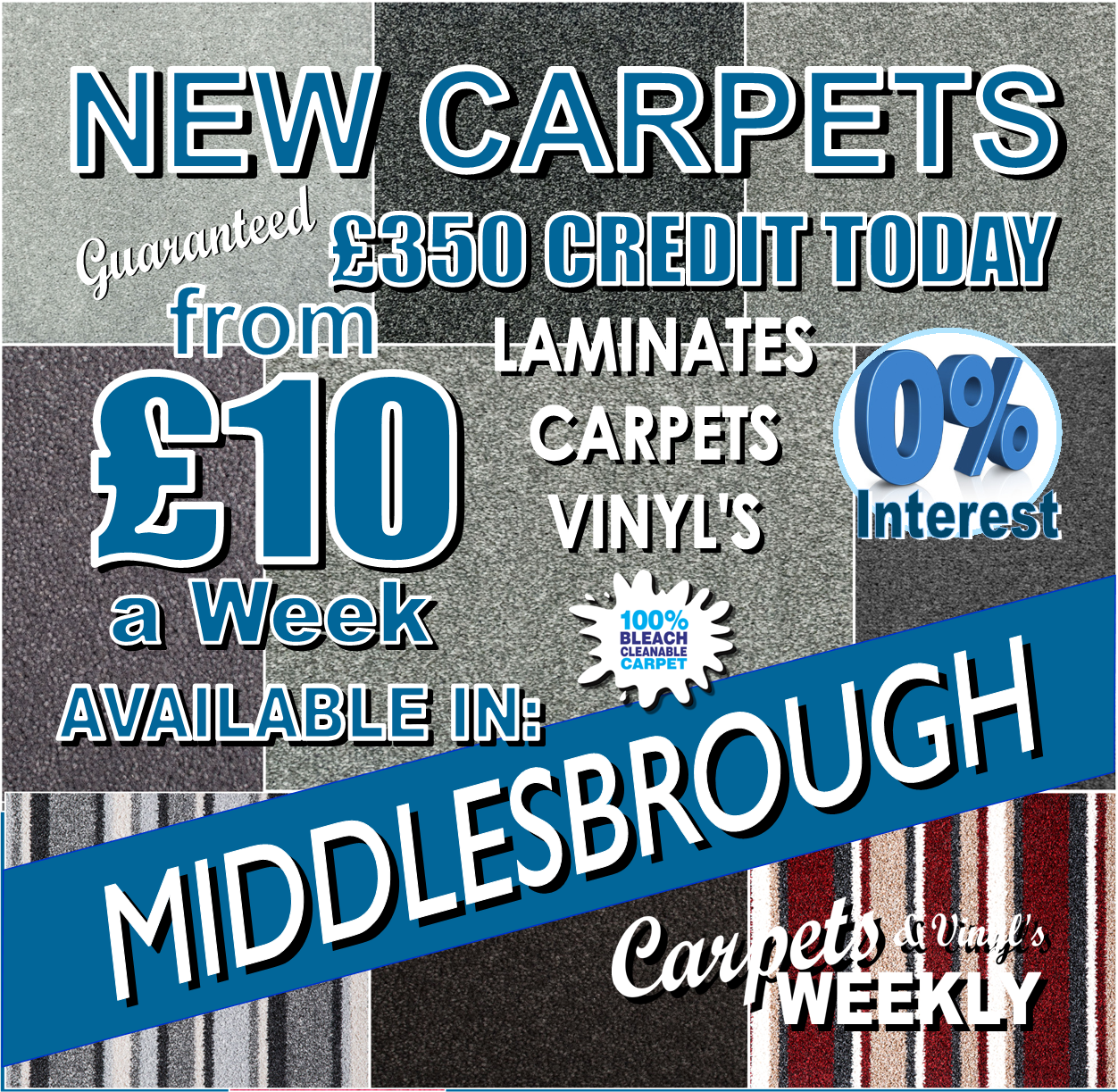 Carpets Weekly Middlesbrough