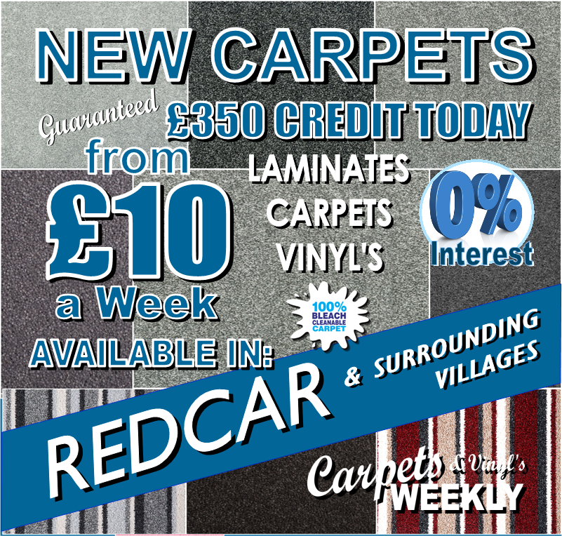 Carpets Weekly Redcar