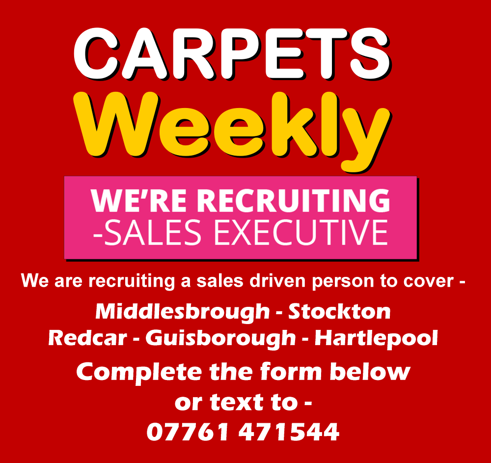 Join Carpets Weekly