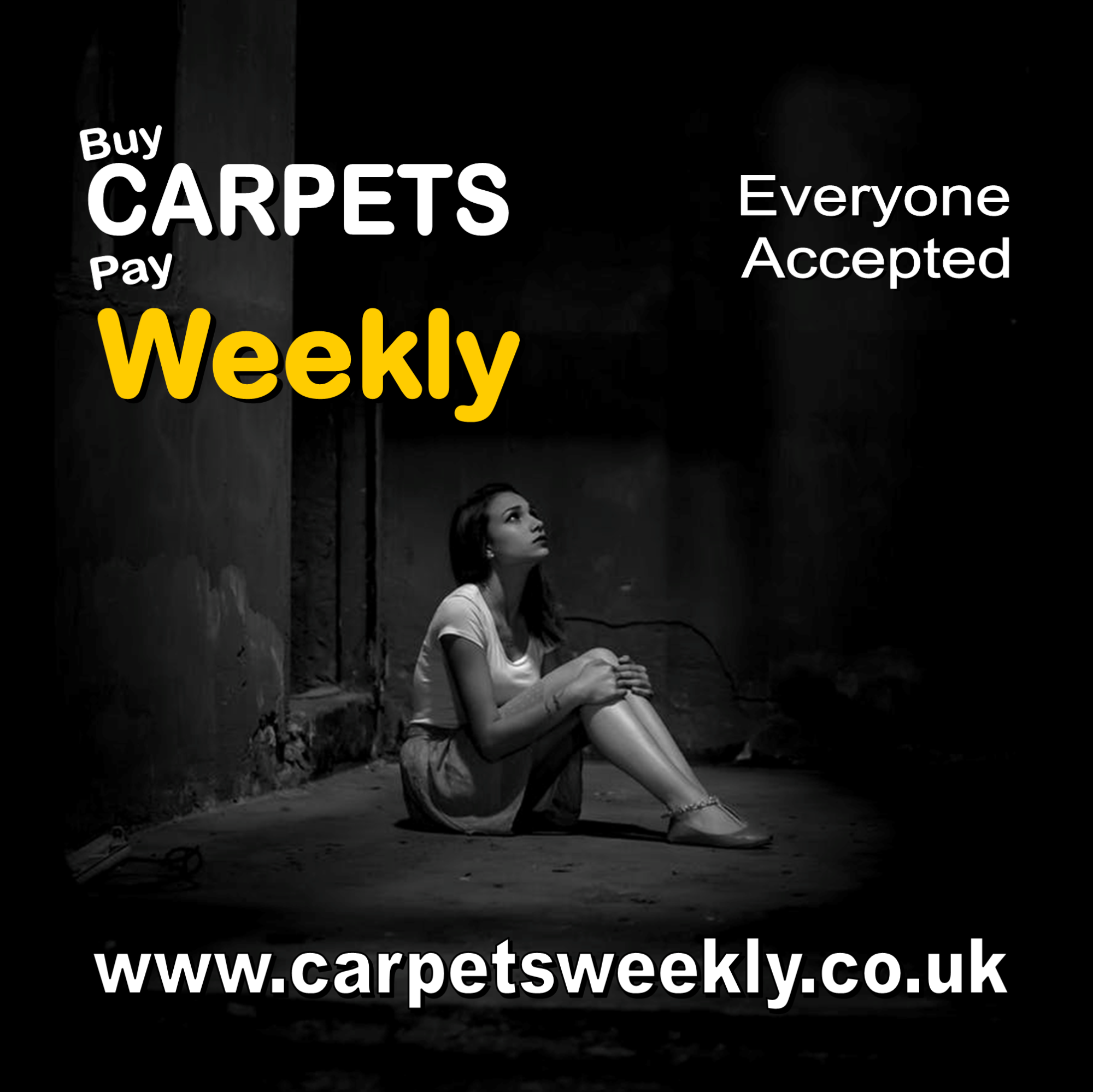 With Carpets Weekly, everyone is accepted