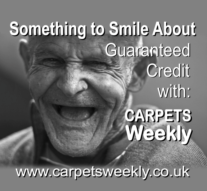 Something to smile about with Carpets Weekly